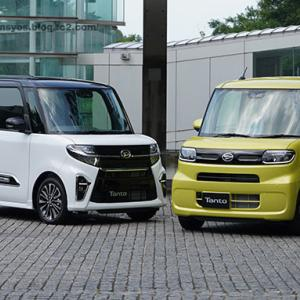 N-BOXオーナーが新型タントカスタムに試乗レビュー!内装&外装編 2019年フルモデルチェンジ