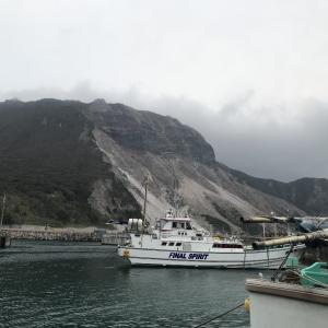 神津島 恩馳群礁へ  2019/3/30