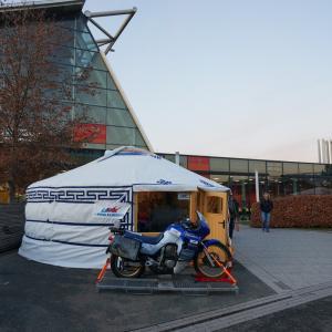 ドイツの旅行展示会(Urlaubsmesse)とモンゴル観光業について