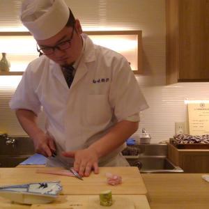 札幌で和食の腕前に賭けるモンゴル人(仙台市・森修)