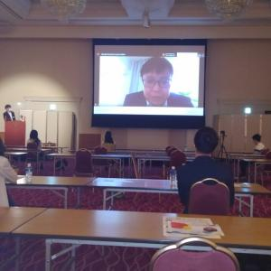 日本とモンゴル、オンラインで卒論発表会(仙台市・森修)