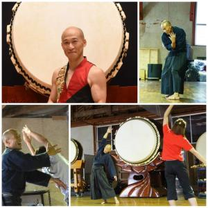夢叶った‼️自ら主催 和太鼓塾ちはやぶる開講決定‼️