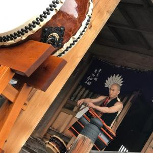 世界的和太鼓奏者を講師に迎えて