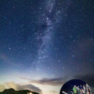 星のソムリエによる星空観察、2020年7月8月の予定