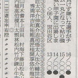 東海大菅生、早実を制して優勝。