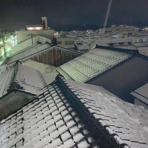 冬の雷【ブリおこし】
