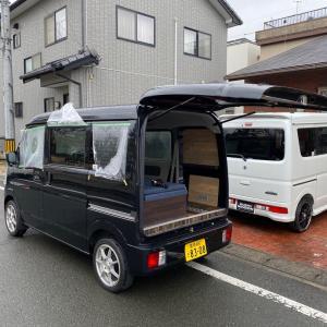 軽キャンパーファン 取材