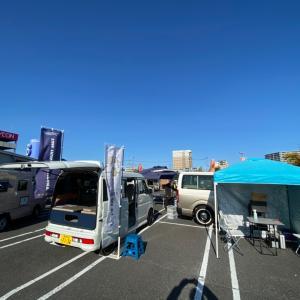 関東キャンピングカー商談会 埼玉浦和美園