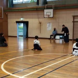 小学生剣士達の成長は嬉しいものです! 令和3年6月19日(土)