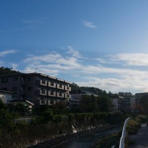 弥生台~いずみ中央~踊場(10/26 11.5km 56min)
