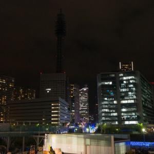 通勤帰宅ジョグ:横浜~みなとみらい~戸塚(12/13 12.5km 63min)