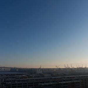 港の見える丘公園(11/28 30km 75min)