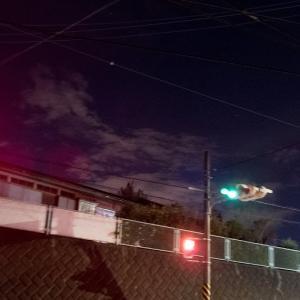 夜練:横浜CC周回x5(8/19 52.2km 117min)