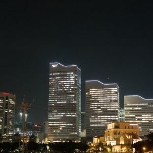 夜練:桜木町(8/26 27.2km 66min)