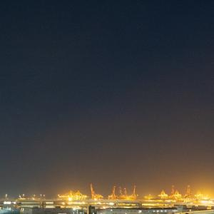 港の見える丘公園~山下公園~大桟橋(9/20 30.8km 75min)