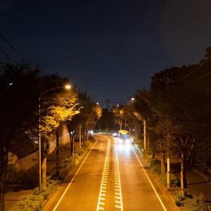 岡津~踊場~アザリエ団地(9/23 8.3km 49min)
