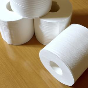 トイレットペーパーが買えない!在庫が少なくなったら節約する方法2つ