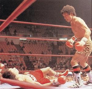 「ボクシング界の裏ビデオ」上原康恒VSサムエル・セラノ(思い出の名勝負)