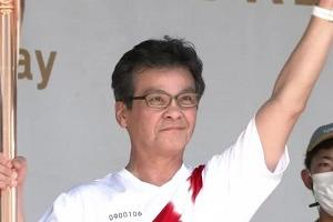 日本アマチュアボクシング史上最強の男が「聖火ランナー」に
