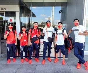 成松大介負傷棄権も日本人選手全員勝利!入江は準決勝進出!