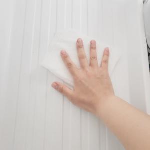 ガラーン冷蔵庫アゲイン。家事は自分ルールで良い。