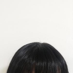アラフォーの前髪。色んな年齢の見た目のアレコレにぶち当たりましたが。