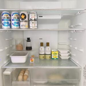 ガラーン冷蔵庫の。チーム「常備のやつ」