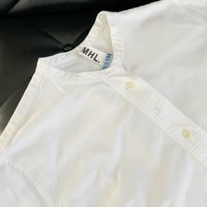 12/5の衣 これからはプロに任せる真っ白化。
