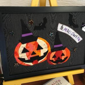10月は、ハロウィンのココアアートです!