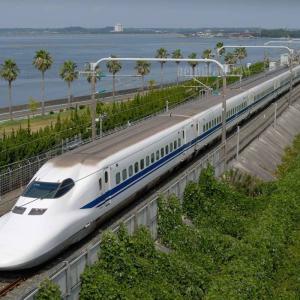 東海道新幹線700系電車が引退