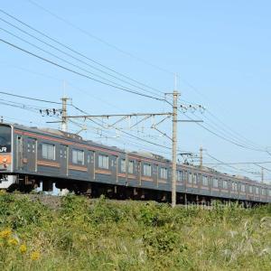 終焉迫る武蔵野線205系