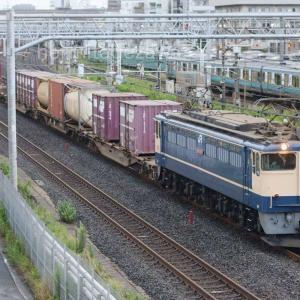 夏限定!高崎線2080レ