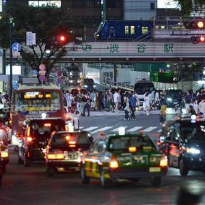 相鉄12000系、渋谷を駆ける