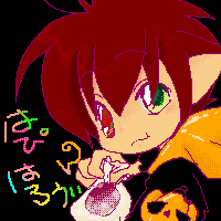 ハッピーハロウィン お菓子いっぱい貰ったなぁとか懐かしい。(´・ω・`)