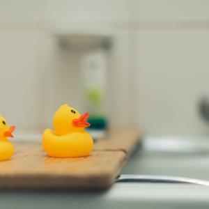 二人育児ワンオペのお風呂どうやってる?