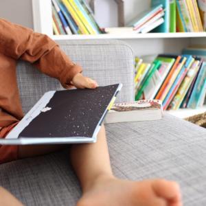 子が自分で読書を始めると子育てが楽になる説。