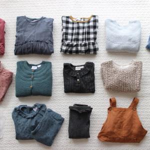 子供の服は決まるのに自分の服は決められないオバサン。