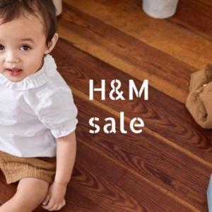 速報H&M春夏物セール情報&購入品