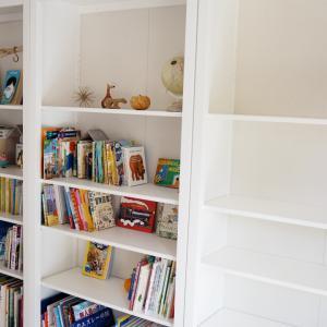 3台目購入!本棚がまた増えた。