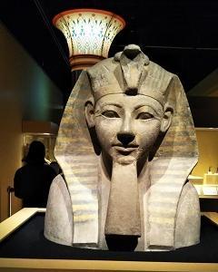 「古代エジプト展」を見に行きました