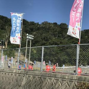 ガンバ大坂、キャンプ中♪