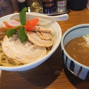麺屋 蕃茄 (ばんか)@大泉学園 「濃厚煮干しつけ麺」