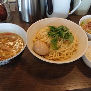 イノショウ (INOSHOW)@保谷 「グリーンカレーつけ麺」