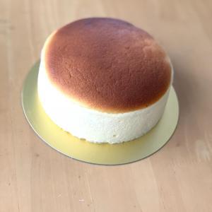 フワフワ、シュワシュワ、家族にも大好評のスフレチーズケーキケーキ