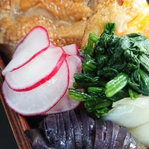 鶏梅照り焼き弁当