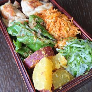 鶏モモ塩焼き丼弁当