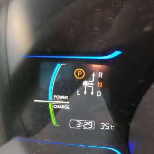 外気温35度