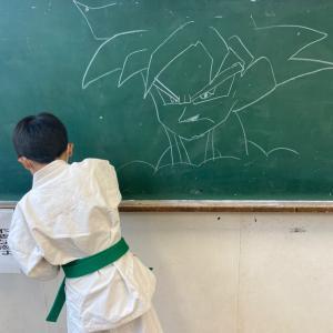 粉浜駅前空手教室 ドラゴンボール&ドラえもん