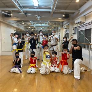 松崎町ダンススタジオ空手教室