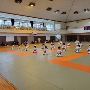 奈良カラテスクール 合同稽古無事終了です。